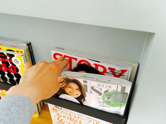 雑誌の活用②